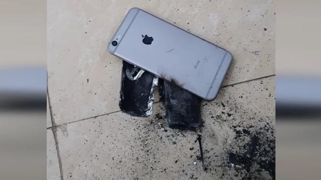 iPhone 爆発 ベトナムに関連した画像-07
