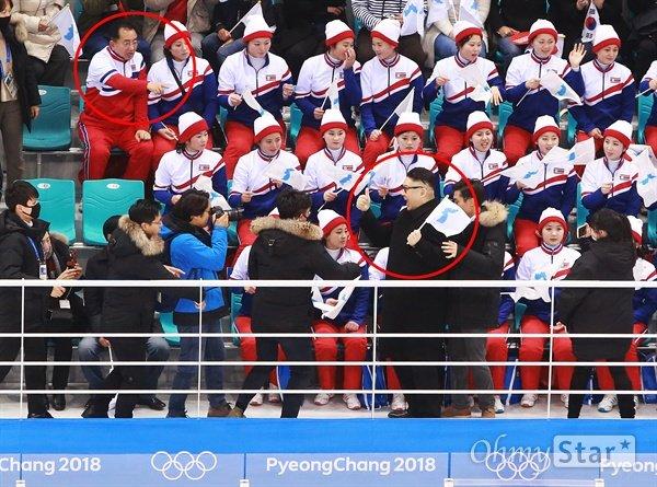 金正恩 ものまね芸人 北朝鮮 応援団 突撃に関連した画像-08