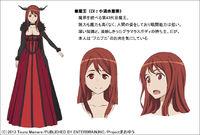 アニメ キャラクター 美少女 赤髪 ランキングに関連した画像-11