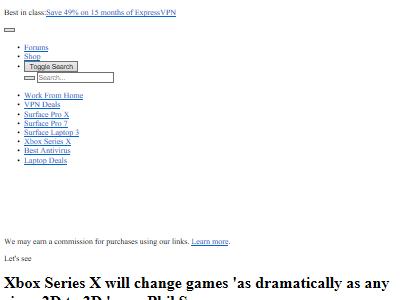 次世代機 PS5 XboxSX フィルスペンサーに関連した画像-02