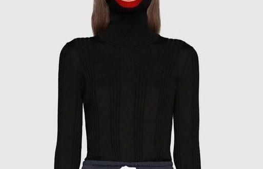 グッチ 黒いセーター 黒人差別に関連した画像-01