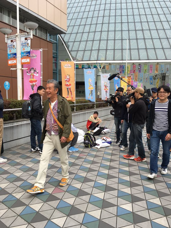 高田純次 ラブライブ! ファイナルライブ 小泉花陽に関連した画像-03
