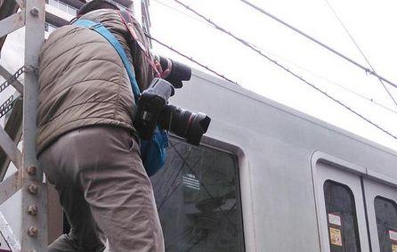 撮り鉄 日本経済新聞 記者 迷惑 竹ノ塚に関連した画像-01