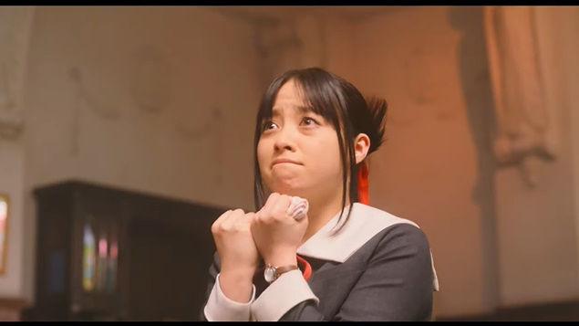 かぐや様は告らせたい 実写映画 橋本環奈 平野紫耀 予告編に関連した画像-27