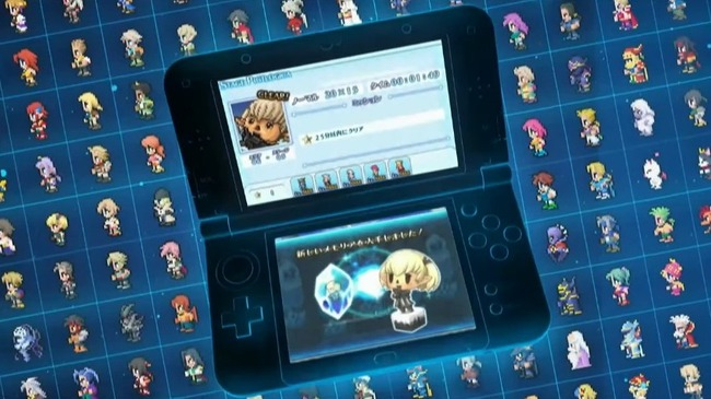 ピクトロジカ ファイナルファンタジー 3DSに関連した画像-08