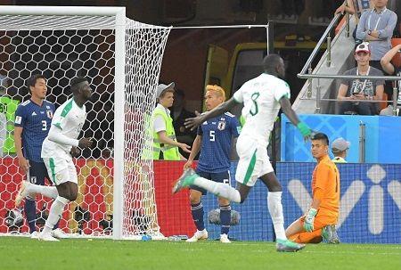 W杯 サッカー セネガル代表 SNS投稿 物議 人種差別に関連した画像-01