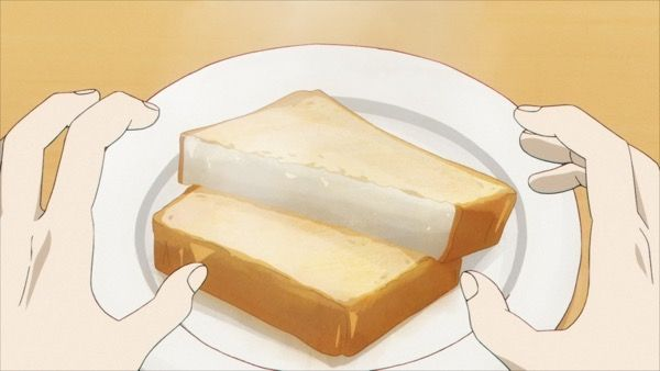 食パン アニメ 99枚 薄切りに関連した画像-01