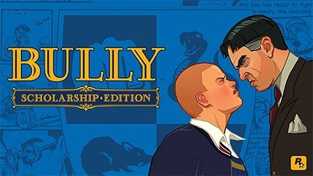 Bully Bully2 PS4 RockstarGames GameInformerに関連した画像-01