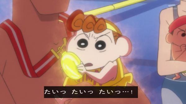 クレヨンしんちゃん 松岡修造 太陽神 修造 クレしんに関連した画像-28