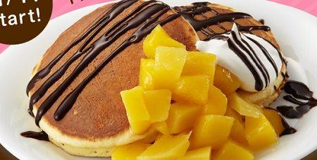 デニーズ パンケーキ食べ放題に関連した画像-01