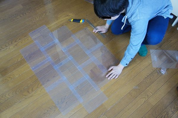 バリア 手作り 下敷き 作り方 ARuFaに関連した画像-05