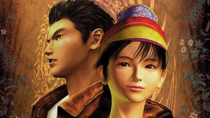 PS4 XboxOne シェンムーに関連した画像-01