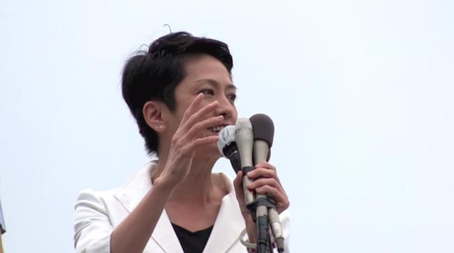 蓮舫 心霊 ホラー 閲覧注意 演説に関連した画像-01