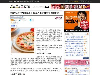 ピザに関連した画像-02