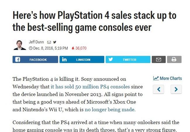 PS4 ゲーム機 販売台数に関連した画像-02