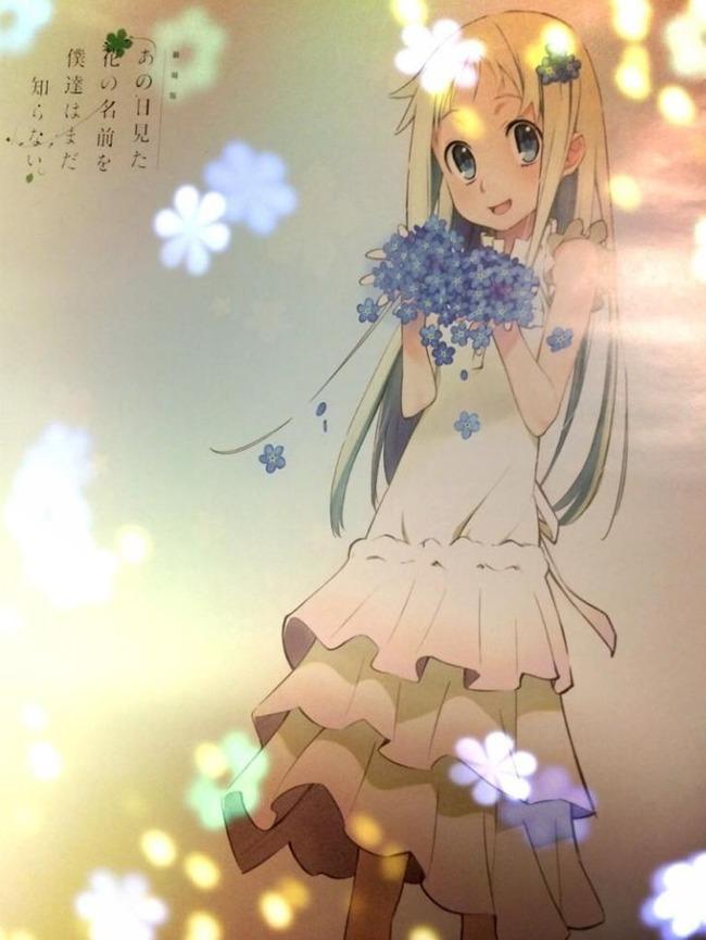 あの花 めんまに関連した画像-04
