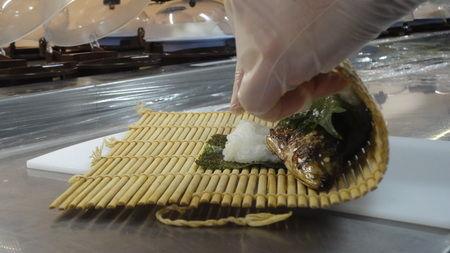 恵方巻き くら寿司 まるごといわし巻に関連した画像-05