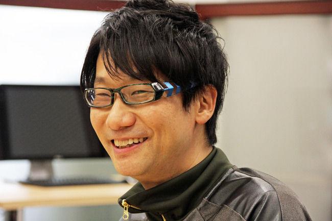 小島秀夫 小島監督 メタルギアソリッド MGSに関連した画像-01