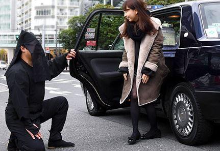 黒子 タクシー 会話なしに関連した画像-01