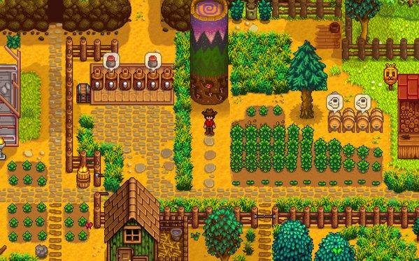 牧場物語 テラリア インディーズゲーム StardewValley 家庭用移植 ローカライズ マルチプレイに関連した画像-03