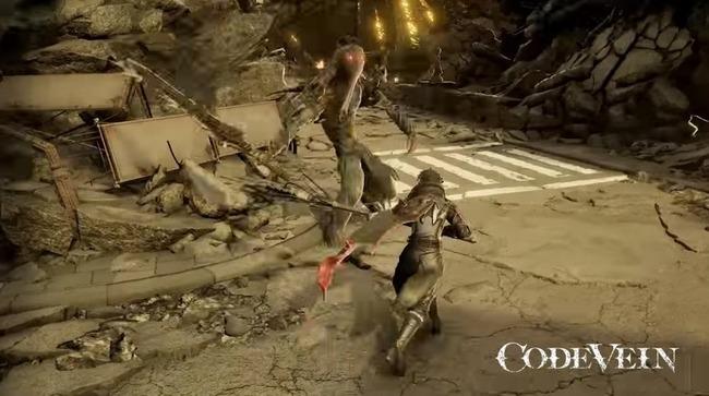 コードヴェイン ダークソウル ゴッドイーターに関連した画像-06