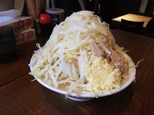 ヴィーガン ラーメン二郎 野菜 デマ 肉に関連した画像-02