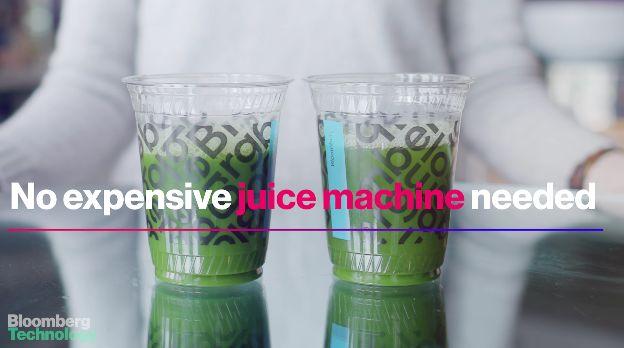 ジュースマシン  Google Juicero Incに関連した画像-09