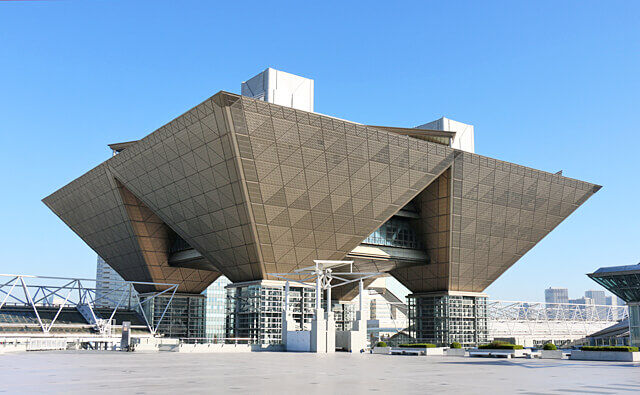 東京ビッグサイト 東館 東展示場 利用不可 五輪 延期に関連した画像-01
