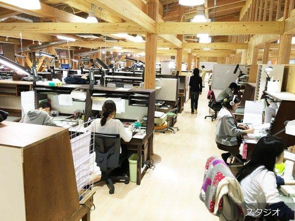 P.A.WORKS 新社屋に関連した画像-08