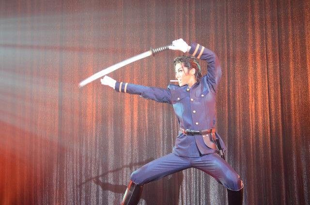 るろうに剣心 和月伸宏 涼風真世 宝塚 ミュージカル ビジュアル キャストに関連した画像-07