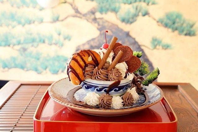 夏 原宿 かき氷 パフェ スイーツ かわいい 裏原 インスタ Harajuku フォトジェニックに関連した画像-04