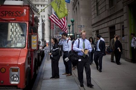 アメリカ人 出勤時間に関連した画像-01