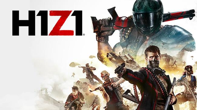 バトルロイヤルゲーム『H1Z1』PS4向けオープンβが開催!
