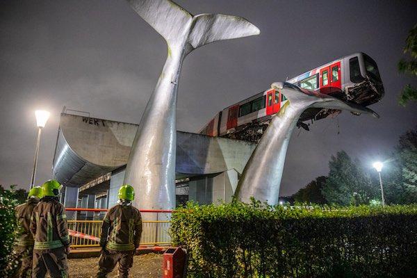 オランダ 地下鉄 クジラ 奇跡 像 事故に関連した画像-03