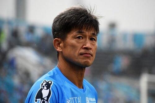 三浦知良ラグビーサッカー選手痛がり過ぎに関連した画像-01