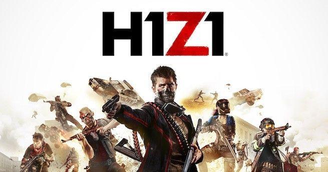 H1Z1 スマホ版 バトルロイヤルゲームに関連した画像-01