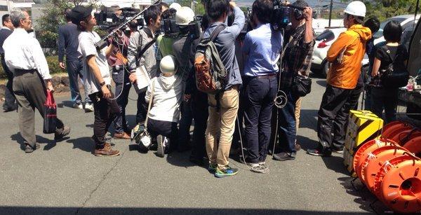 熊本地震 マスコミ 邪魔に関連した画像-01