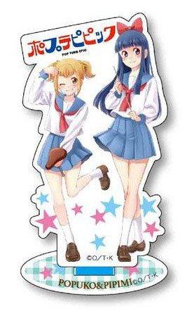 ポプテピピック TVアニメ版 キャラデザ 変更 に関連した画像-02