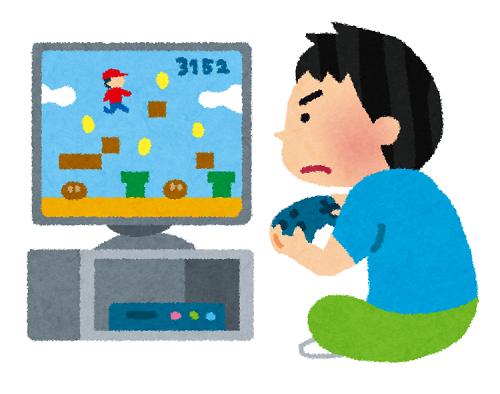 ゲームプレイ中に体が動くアンケートに関連した画像-01