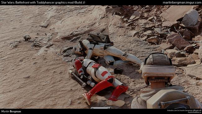 スターウォーズ バトルフロント MOD グラフィックに関連した画像-12