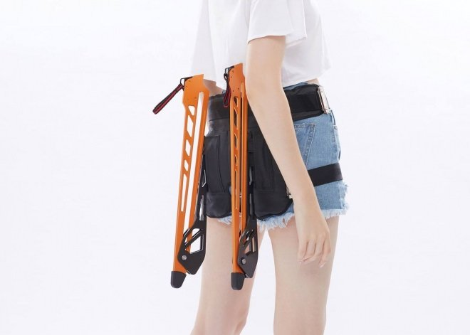 外骨格椅子 LEX カッコイイに関連した画像-02