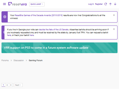 PS5 VRR 対応 可変リフレッシュレートに関連した画像-02