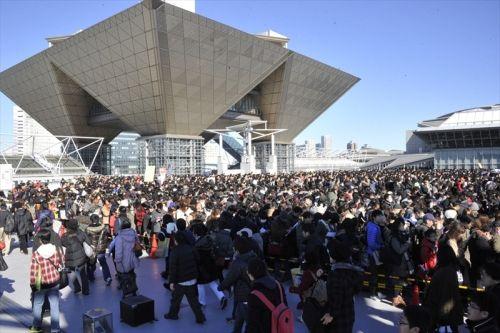 東京ビッグサイト コミケ 五輪に関連した画像-01