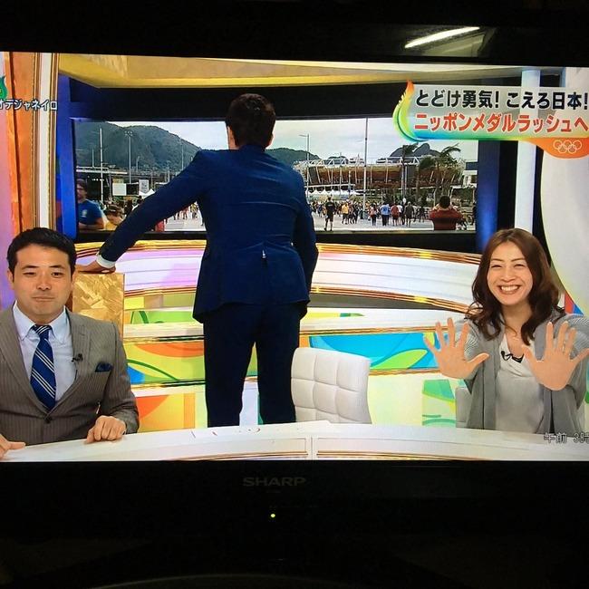 松岡修造 錦織圭 テニス 五輪 リオ オリンピック 放送事故に関連した画像-01