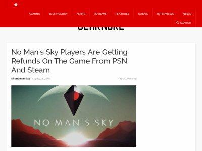 ノーマンズスカイ 返金 糞ゲー PSN Steamに関連した画像-02
