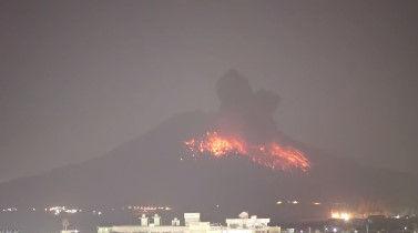 鹿児島 桜島 火山 噴火 気象庁 噴火速報に関連した画像-07