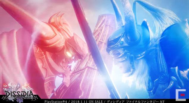 ディシディアファイナルファンタジーNT アーケード PS4版 オープニングに関連した画像-27