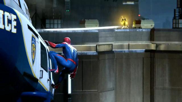 スパイダーマンゲームプレイに関連した画像-04