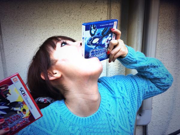 しょこたん 中川翔子 ポケモンに関連した画像-04
