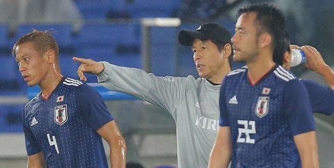 サッカー 日本代表 ガーナ 親善試合 ハリル サポーター ブーイングに関連した画像-01